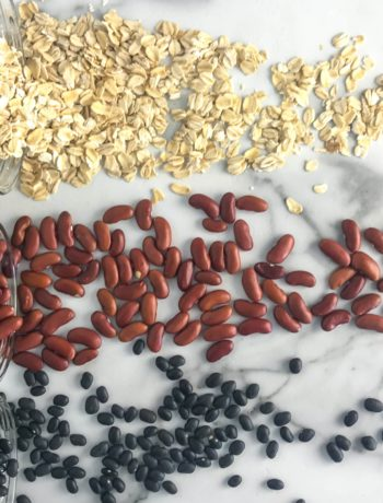 beans and oats
