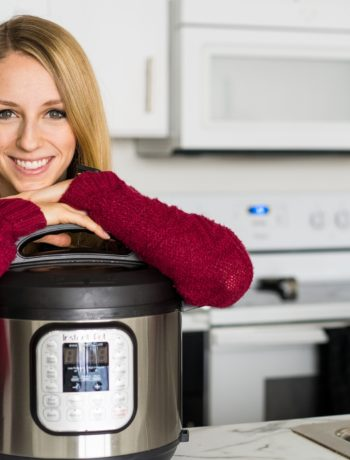 Instant Pot Time-Saving Kitchen Gadget