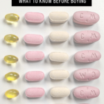 dietary supplement capsules