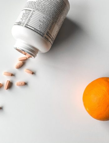 vitamin and orange